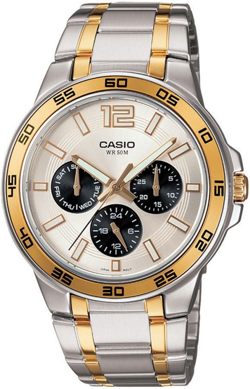 Casio A486 Enticer Men Analog Watch For Men
