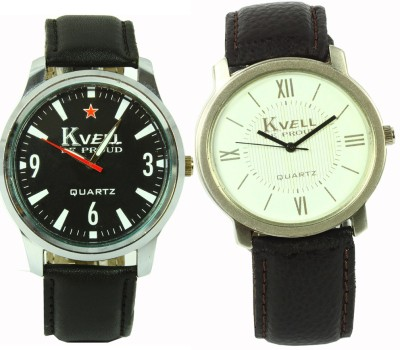 Kvell Be Proud KBKPKWT00019 Analog Watch  - For Men