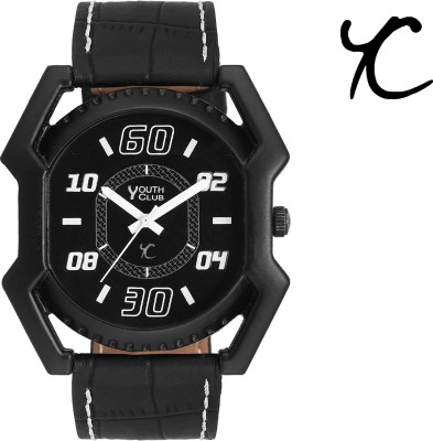 YOUTH CLUB ULTIMATE URBAN 1000 BLK Analog Watch  - For Men