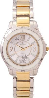 Piere Renee BT1118GOLD Analog Watch  - For Women