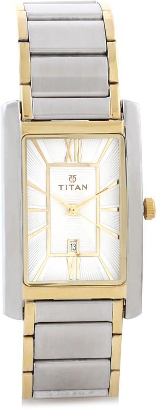 Titan NH9280BM01 Analog Watch For Men