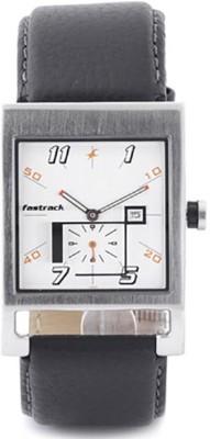 Fastrack NG1478SL02 Men's Watch image