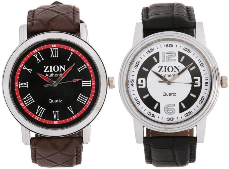 Zion 1021 Analog Watch For Men