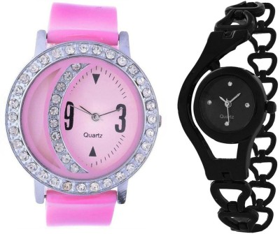 Just In Time New Combo-HK2047 Analog Watch  - For Girls, Women