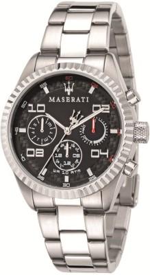 Maserati Time R8853100012 Competizone Analog Watch  - For Men, Boys
