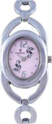 Timewel 1100-N2063P Modern Analog Watch  - For Women