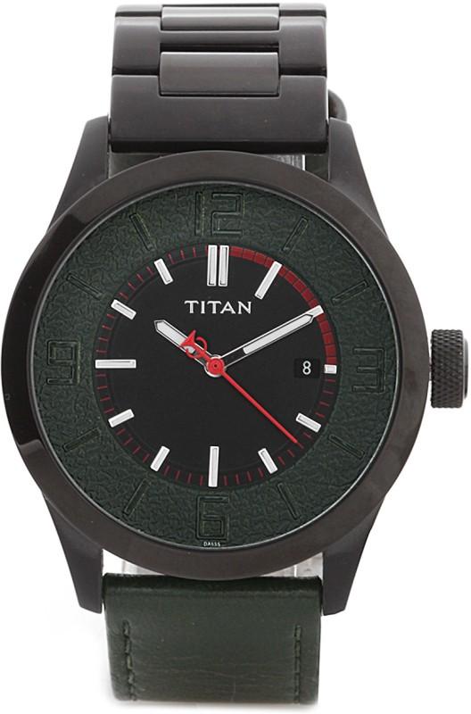Titan NB9412NH02 Analog Watch For Men