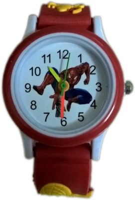 Rana Watches SPWREDSPD Spiderman Analog Watch  - For Boys