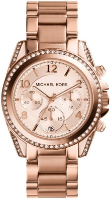 Michael Kors MK5263 Analog Watch - For Women