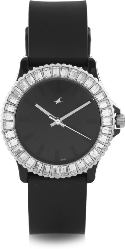 Fastrack NG9827PP02J Hip Hop Analog Watch For Women
