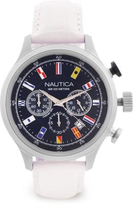 Nautica NAI18516G Watch  - For Men