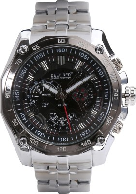 DeepRed DRSLR3232 Decker Analog Watch  - For Men
