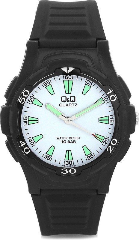 QQ VP84 004 Analog Watch For Men