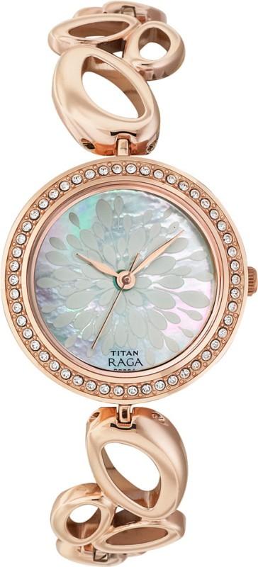 Titan 2539WM01 Raga Analog Watch For Women
