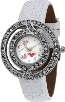 Picaaso White-28 Analog Watch  - For Women