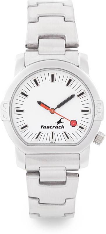 Fastrack NG1161SM03 Basics Analog Watch For Men