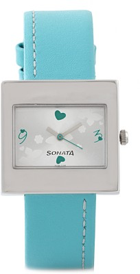 Sonata NG8965SL01 Yuva Analog Watch - For Women