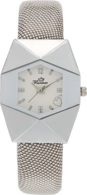Florence FL-WHT-F-054 Analog Watch  - For Women
