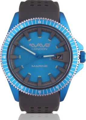 Wave London Wave London Marine Cyan Watch (Wl-Mar-Cy) Marine Analog Watch  - For Women