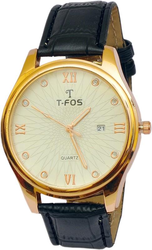 T Fos RTGL001 Analog Watch For Men