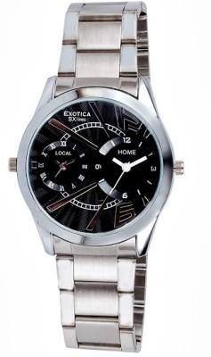 Exotica SXlines EX-97-Dual-B Analog Watch  - For Men