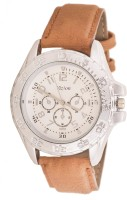 Vizion VSF-03SILVER Classic Time Analog Watch  - For Men
