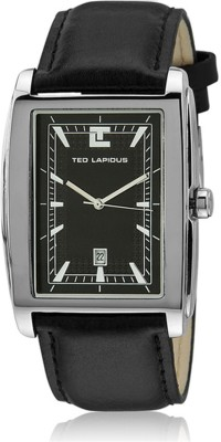 Ted Lapidus 5118302 Analog Watch  - For Men