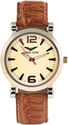 Swiss Zone sz0108 Analog Watch  - For Men