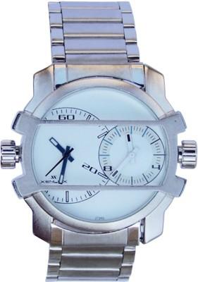 V9 V9126SIL Analog Watch  - For Men
