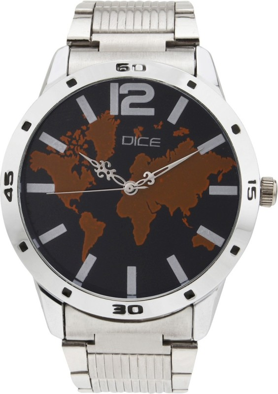 Dice NMB B155 4289 Numbers Analog Watch For Men