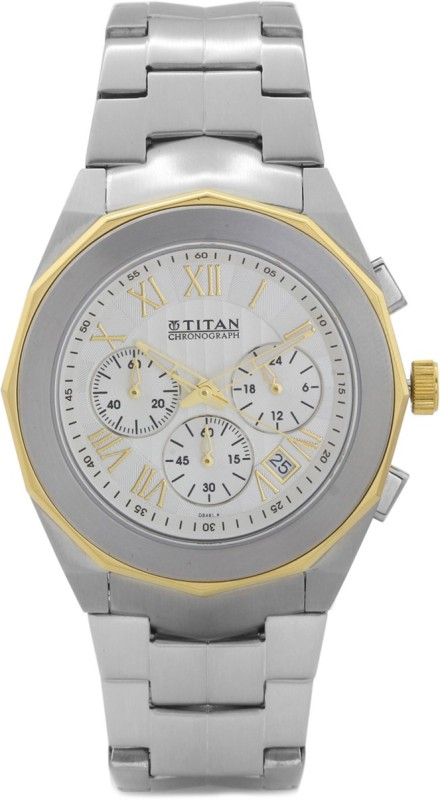 Titan NE1563BM02 Analog Watch For Men