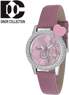 Dinor DB-4102 Boutique Collection Analog Watch  - For Girls, Women