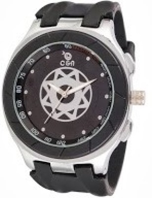 Chappin & Nellson CN-04-G-Black Analog Watch  - For Men