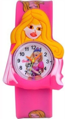 S S TRADERS babiestrip Analog Watch  - For Girls