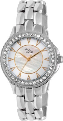 Ilina ILIWhiteSun Analog Watch  - For Women