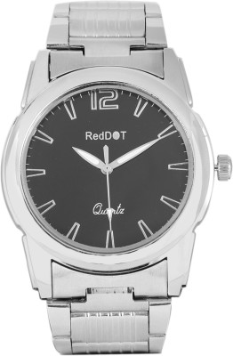 Red Dot RD-F Analog Watch  - For Men