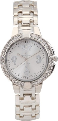 Piere Renee BT1147SILVER Analog Watch  - For Women