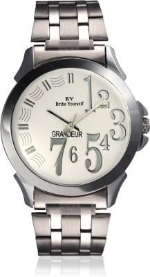 BY Bribe Yourself G206 Grandeur Analog Watch  - For Men