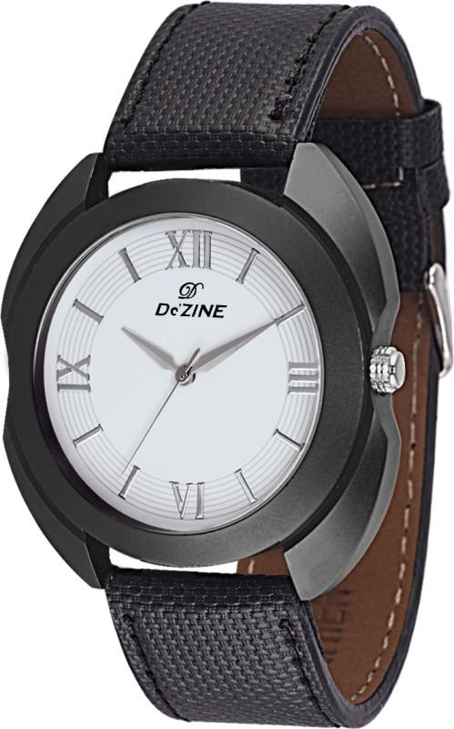 Dezine DZ GR8060 WHT Analog Watch For Men