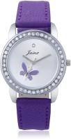 JAINX JWR516 Silver Dial Analog Watch For Women