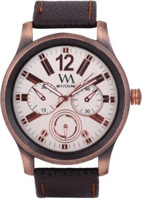 WM WMAL-069-Wb Analog Watch  - For Men