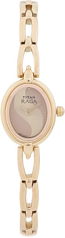 Titan NH2253WM01 Raga Upgrade Analog Watch For Women