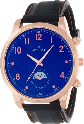 Accurist AGAC-147006_Blue Analog Watch  - For Men