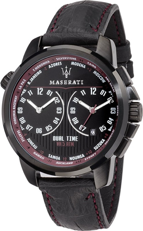 Maserati R8851121002 Successo Analog Watch For Men