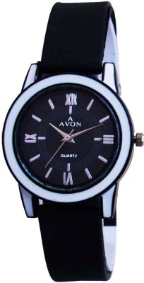 A Avon PK_66 Black Analog Watch - For Women