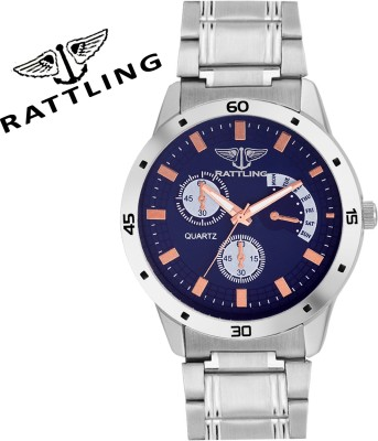 RATTLING IND-9308KM03 Analog Watch  - For Men