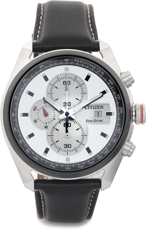 Citizen CA0361 04A Eco Drive Analog Watch For Men