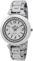 Marco MR-LR082-WHT-WHT GLOSSY Analog Watch  - For Women