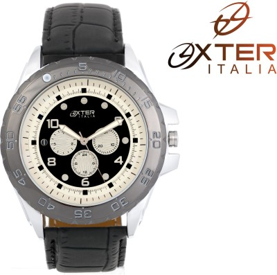 Oxter Moving Ring New Genration Analog Watch  - For Men, Boys