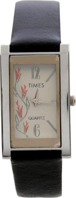 Times TIMES_102 Formal Analog Watch  - For Women, Girls